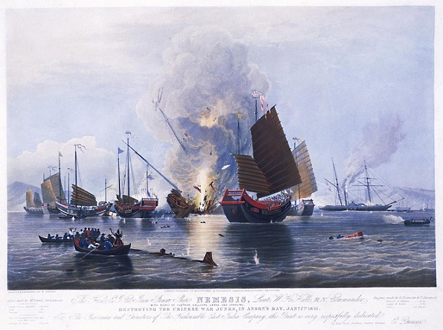 1024px-Destroying_Chinese_war_junks,_by_E__Duncan_(1843)