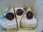 店長バースデーケーキ