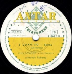 Luis Pasquet Antar 6022B 484