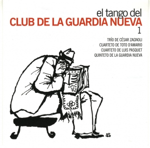 El Tango del Club de la Guardia Nueva CD 853