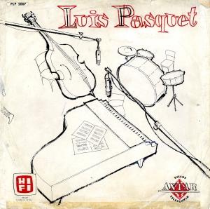 Luis Pasquet Trio ANtar LP 672