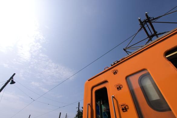2009年7月 銚子電鉄 笠上黒生