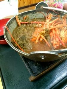 昼食味噌汁