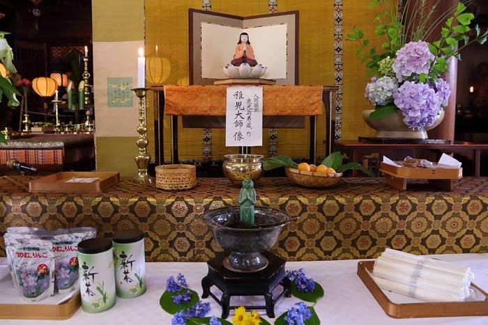 大安寺 青葉祭1