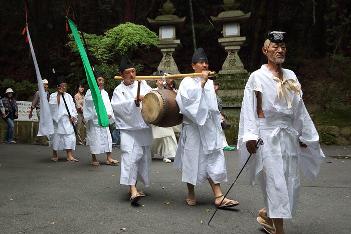 石上神宮 神剣渡御祭2