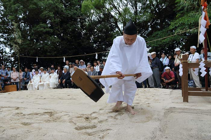 石上神宮 神剣渡御祭3