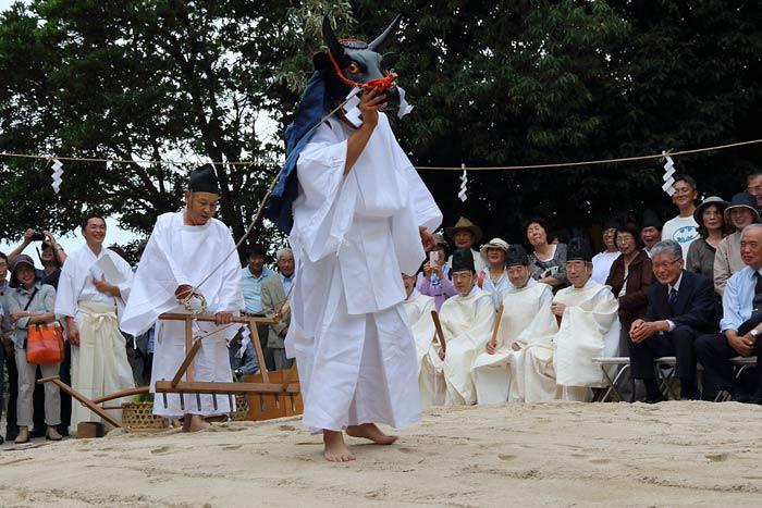 石上神宮 神剣渡御祭4