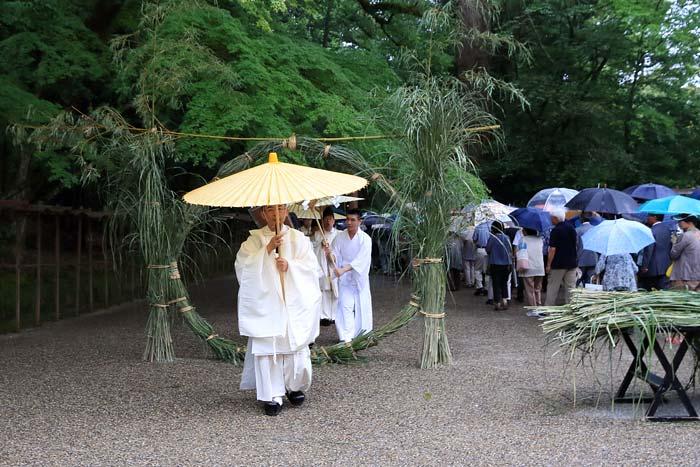 石上神宮 夏越の大祓式1