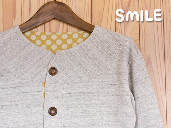 SMILE -「スマイルカーディガン」サンプル3着目の画像