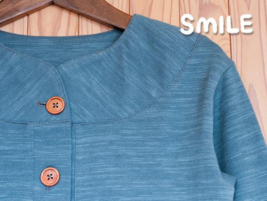 SMILE - 「スマイルカーディガン」サンプル4着目の画像