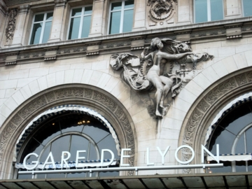 パリ58リヨン駅