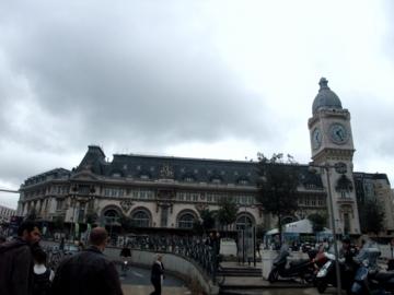 パリ59リヨン駅