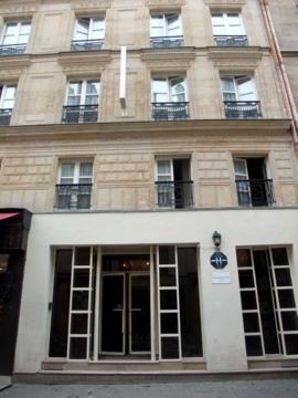 パリ62ホテル