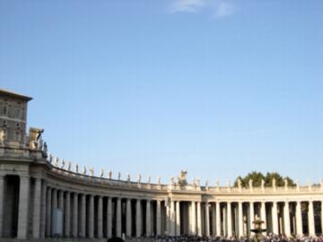ローマ サンピエトロ広場2