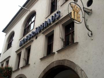 ミュンヘン01ホーフブロイハウス