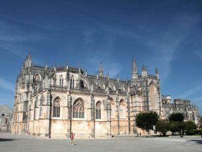 ポルトガル003バターリャ修道院