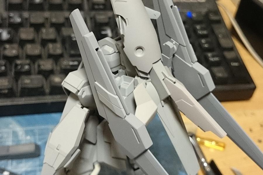 HG 百万式 改修