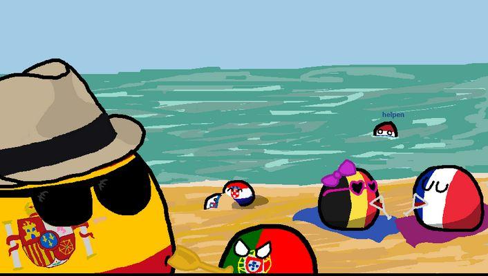 地中海の夏 (1)
