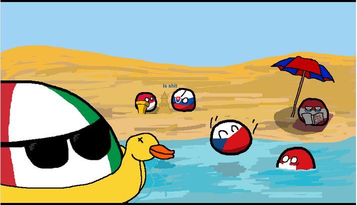 地中海の夏 (2)