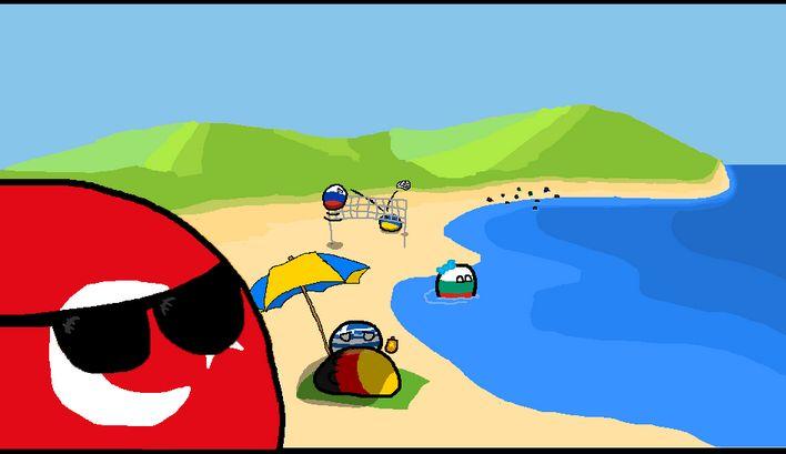 地中海の夏 (3)