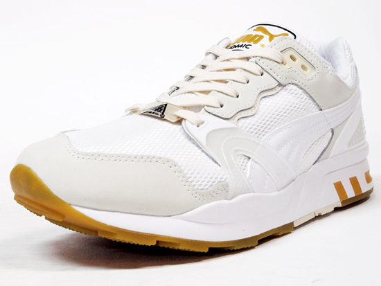 Puma TRINOMIC XT2 WHITE ON WHITE