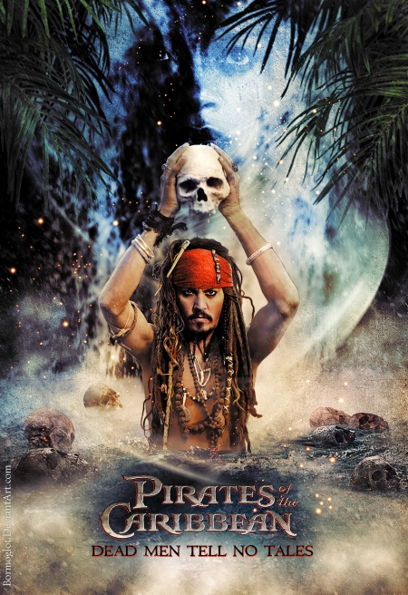 0316 Pirate Poster