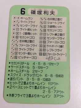 昭和58年(1983年) 読売ジャイア...