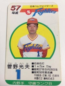 タカラプロ野球カード(プロカ―...