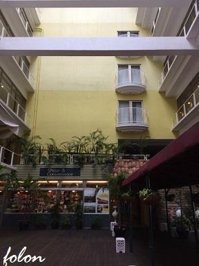 那覇のホテル♪01