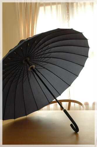 息子用の傘