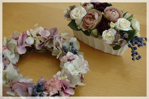 リラさんのお花2