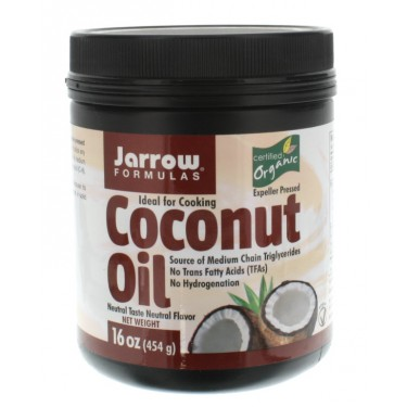 Jarrow Formulas, Organic, Coconut Oil