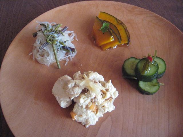 季節を食べる食卓 numar