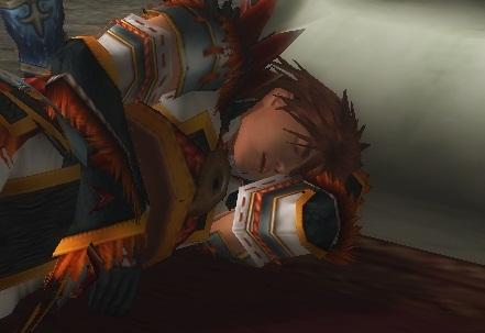 オトモ寝顔