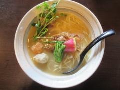 『福島壱麺』×『麺屋 NOROMA』コラボ ~五ノ神水産をリスペクした鮮魚ラーメン「鯛搾り」~-5