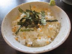 『福島壱麺』×『麺屋 NOROMA』コラボ ~五ノ神水産をリスペクした鮮魚ラーメン「鯛搾り」~-7