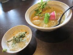 『福島壱麺』×『麺屋 NOROMA』コラボ ~五ノ神水産をリスペクした鮮魚ラーメン「鯛搾り」~-6