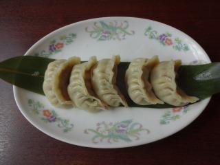 2014年05月02日 金龍菜館・餃子