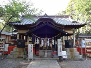 2014年05月02日 玉前神社・社殿1