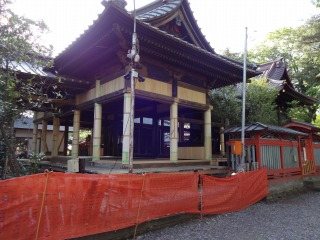 2014年05月02日 玉前神社・社殿2