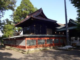 2014年05月02日 玉前神社・社殿3