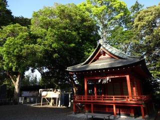 2014年05月02日 玉前神社・神楽殿
