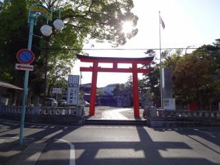 2014年05月02日 玉前神社・鳥居1