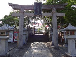 2014年05月02日 玉前神社・鳥居2