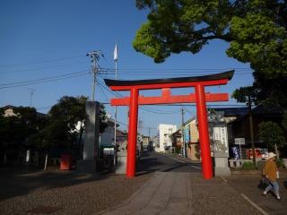 2014年05月02日 玉前神社・鳥居4