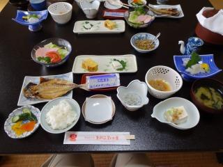 2014年05月04日 旅館朝食