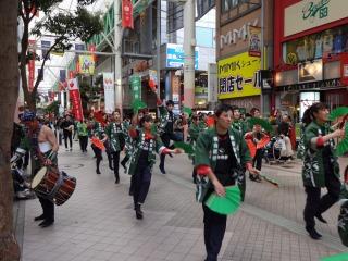 2014年05月17日 すずめ踊り1