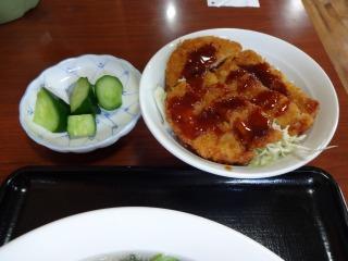 2014年07月27日 伊藤商店・カツ丼