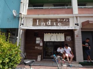 2014年08月13日 Indie・店舗