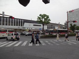 2014年08月13日 熊谷駅